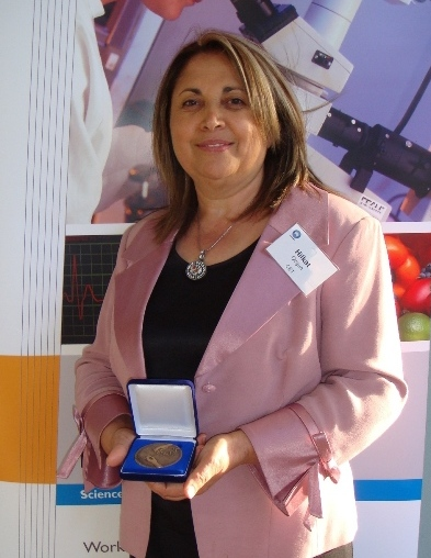 Hilkat CSIRO Medal